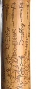 bambou vertical