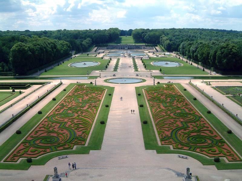 Le xvii me si cle et le classicisme for Architecture de jardin