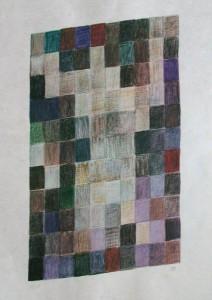 Man Ray. Tapestry. 1911