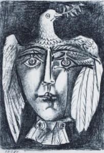 Pablo Picasso. Le visage de la paix