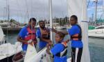 Trophée des jeunes marins 2014