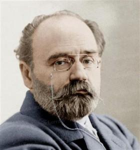 Emile Zola 1840-1902