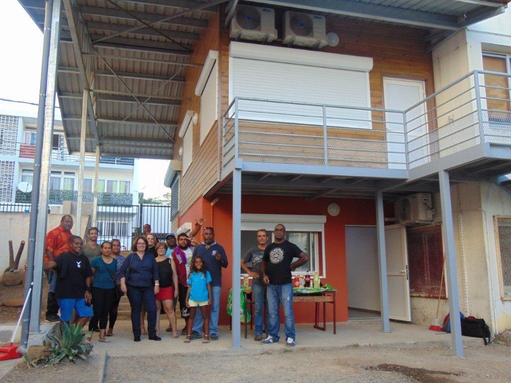 Inauguration du nouveau bâtiment de la vie scolaire