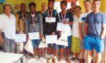 Quatre élèves de la section football ont été récompensés
