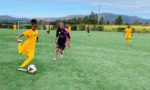 1er match victorieux des footballeuses du LDK sous les couleurs de l'Olympique