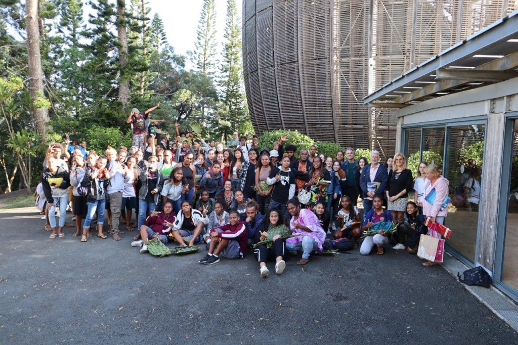 Vi Nimö : une journée formidable au Centre Culturel Tjibaou